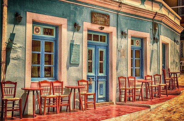 Wakacyjny wyjazd do Grecji