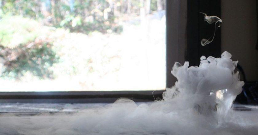 Zastosowanie suchego lodu