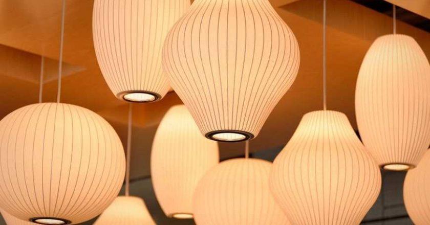 Oświetlenie w pomieszczeniach